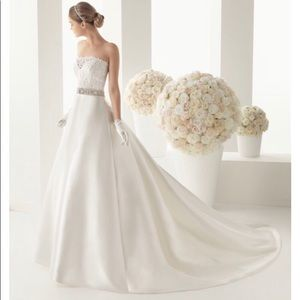 Rosa Clara Miranda Wedding Dress